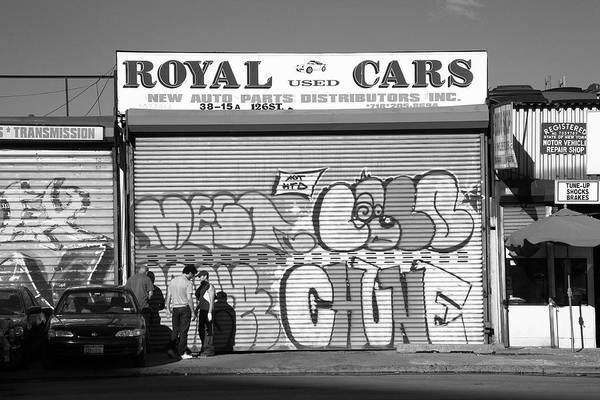 Photograph - New York Street Photography 23 by Frank Romeo
