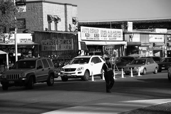 Photograph - New York Street Photography 24 by Frank Romeo