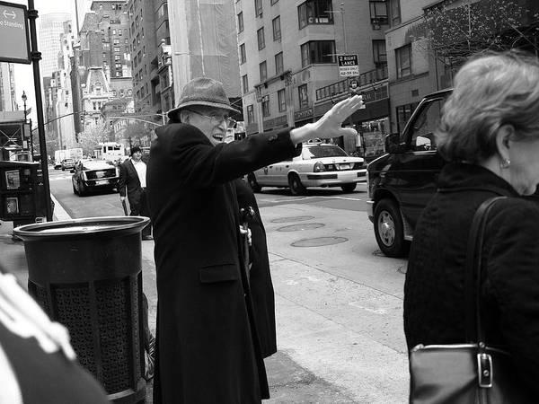 Photograph - New York Street Photography 27 by Frank Romeo