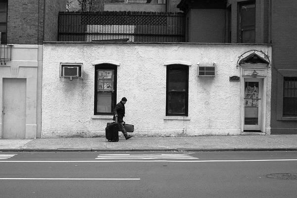 Photograph - New York Street Photography 32 by Frank Romeo