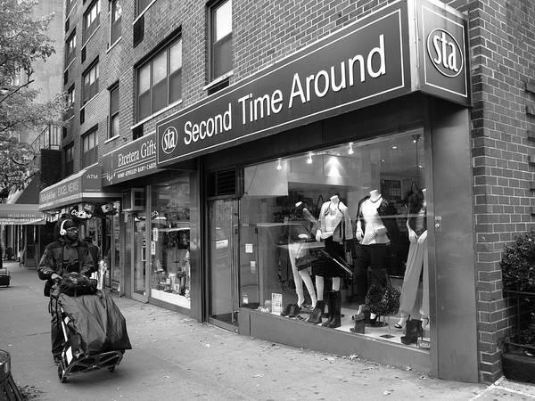 Photograph - New York Street Photography 39 by Frank Romeo