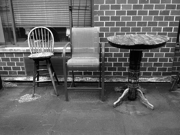 Photograph - New York Street Photography 41 by Frank Romeo