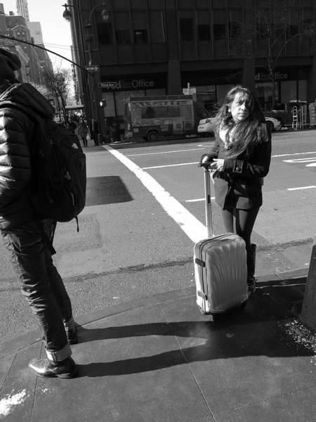 Photograph - New York Street Photography 52 by Frank Romeo