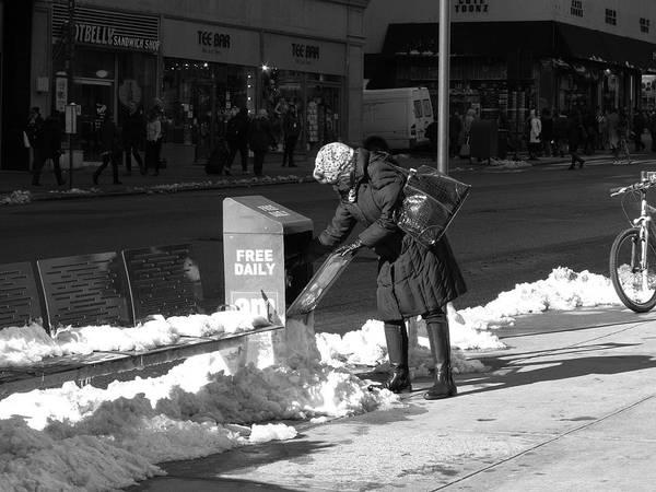 Photograph - New York Street Photography 56 by Frank Romeo