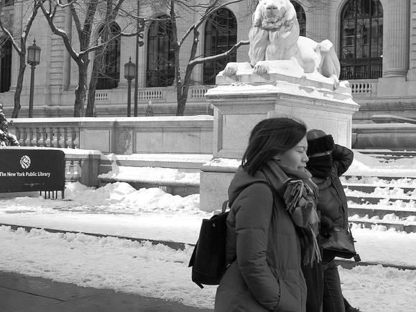 Photograph - New York Street Photography 57 by Frank Romeo