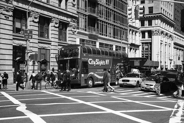 Photograph - New York Street Photography 8 by Frank Romeo