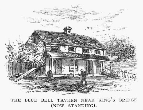 Photograph - New York: Tavern, C1725 by Granger