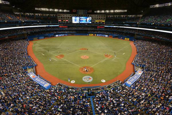 Photograph - New York Yankees V. Toronto Blue Jays by Mark Cunningham