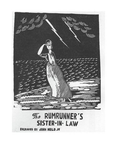 Alcoholism Drawing - New Yorker April 11th, 1925 by Jr., John Held