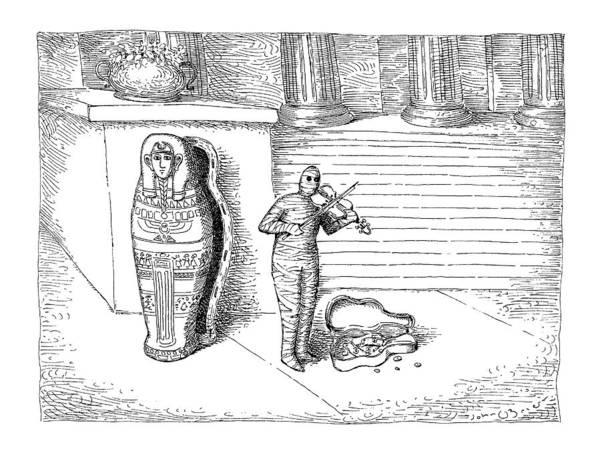 April 6th Drawing - New Yorker April 6th, 1992 by John O'Brien
