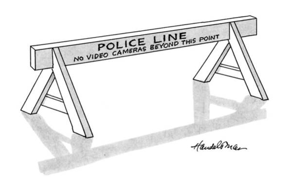 California Drawing - New Yorker April 8th, 1991 by J.B. Handelsman