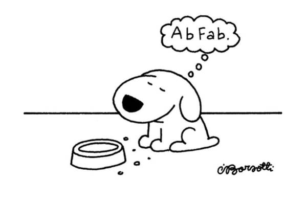1994 Drawing - New Yorker August 15th, 1994 by Charles Barsotti