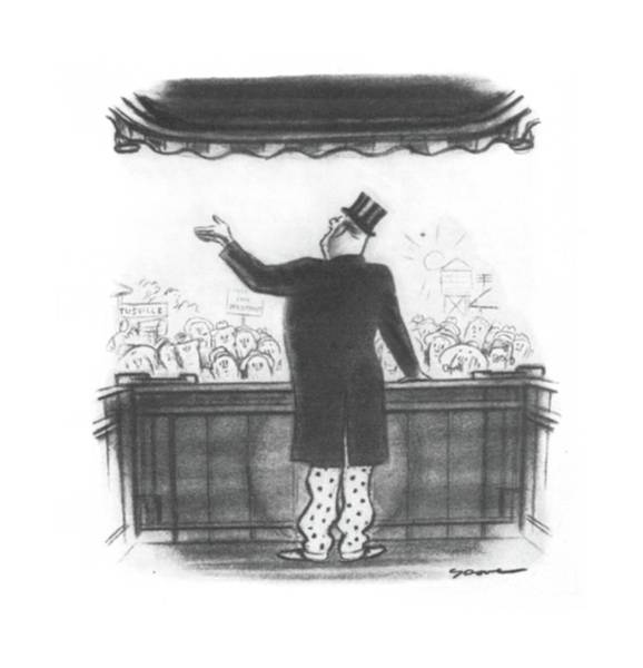 New Yorker August 17th, 1940 Art Print