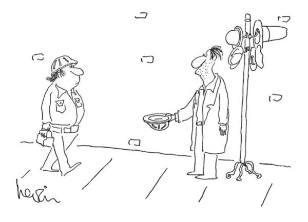 Ale Drawing - New Yorker August 21st, 1978 by Arnie Levin