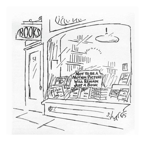 Print Drawing - New Yorker February 15th, 1982 by Sidney Harris