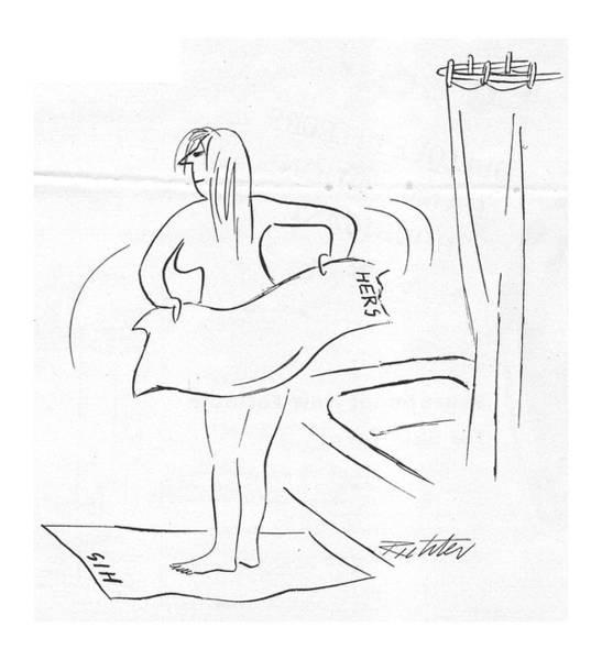 New Yorker February 18th, 1950 Art Print