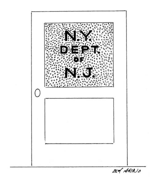February 22nd Drawing - New Yorker February 22nd, 1999 by Ed Arno