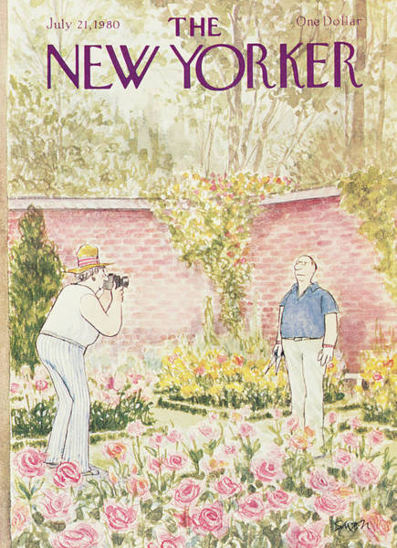 New Yorker July 21st, 1980 Art Print