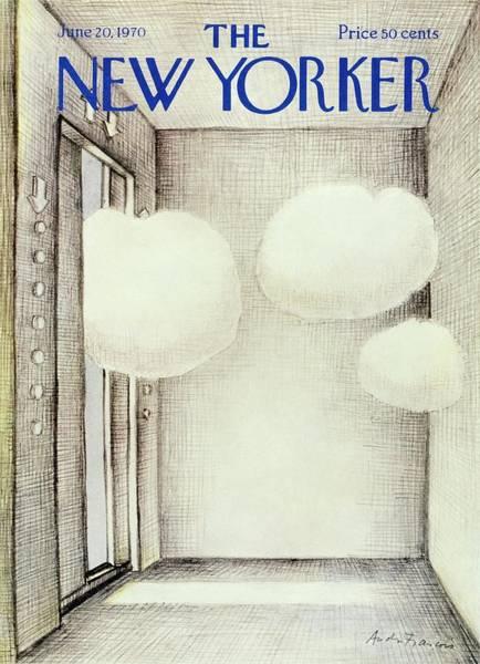 News Digital Art - New Yorker June 20th 1970 by Conde Nast