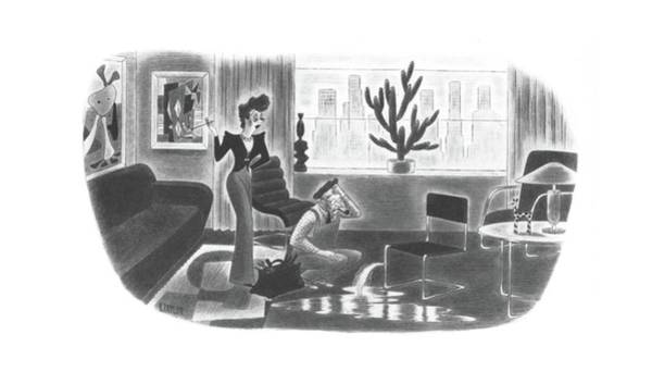 June 28th Drawing - New Yorker June 28th, 1941 by Richard Taylor
