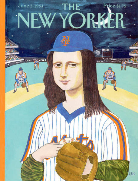 New Yorker June 3rd, 1991 Art Print