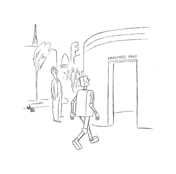 Bathroom Drawing - New Yorker May 11th, 1940 by Ned Hilton