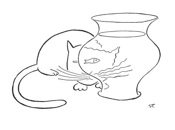 Cats Of The New Yorker
