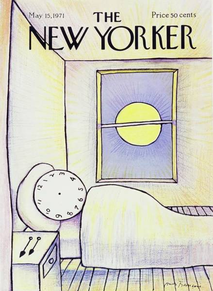 New Yorker May 15th 1971 Art Print