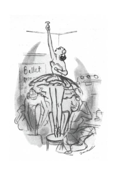 Wall Art - Drawing - New Yorker November 22nd, 1941 by Leonard Dove