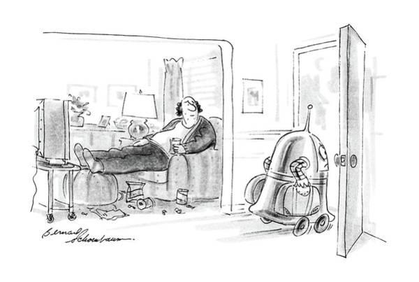 New Yorker November 3rd, 1986 Art Print