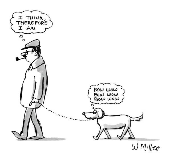 1984 Drawing - New Yorker November 5th, 1984 by Warren Miller