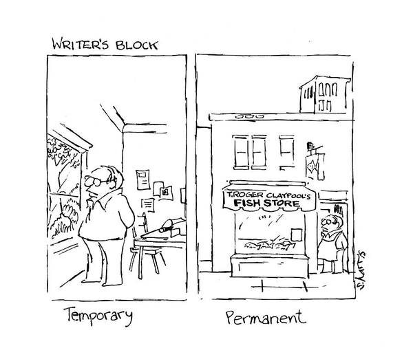 Work Out Drawing - New Yorker October 31st, 1983 by Sidney Harris