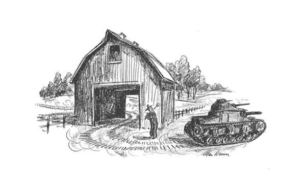 Agriculture Drawing - New Yorker September 5th, 1942 by Alan Dunn