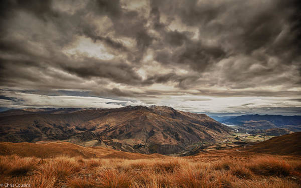 Photograph - New Zealand by Chris Cousins