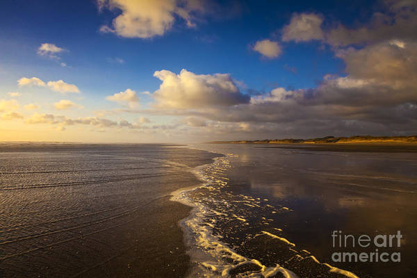 Wall Art - Photograph - New Zealand Ninety Mile Beach by Colin and Linda McKie
