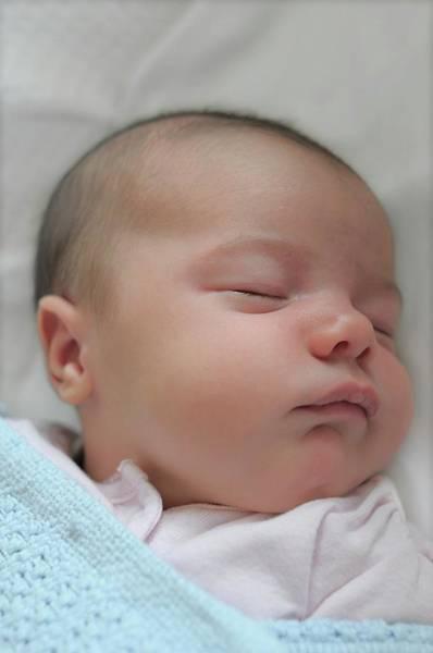 Newborn Photograph - Newborn Baby by Cecilia Magill/science Photo Library