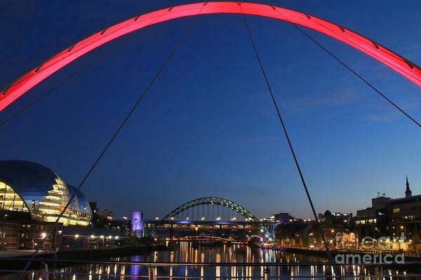 Millenium Photograph - Newcastle Reflections 6270 by Jack Schultz