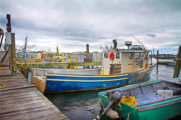 Wall Art - Photograph - Newport Rhode Island Harbor IIi by Betsy Knapp