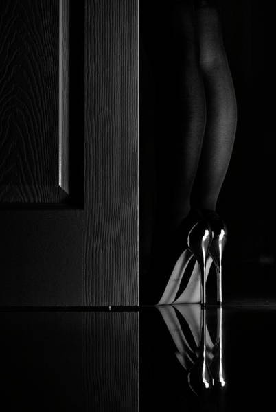 Sensuality Wall Art - Photograph - Next Door by Erik Schottstaedt