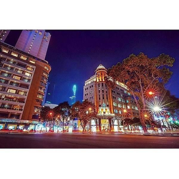 Sunny Photograph - Đồng Khởi Corner Le Loi Avenue, Ho by Sunny Merindo