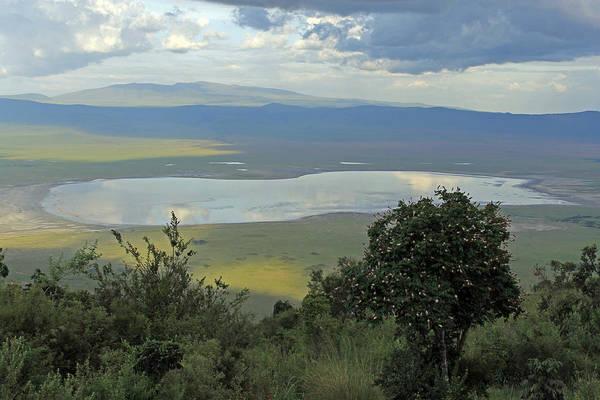 Photograph - Ngorongoro Crater by Tony Murtagh