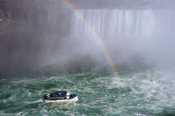 Photograph - Niagara Falls Canada by Dragan Kudjerski