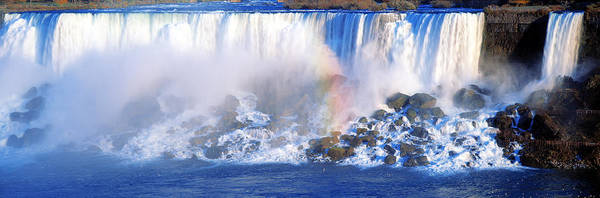 Plunge Photograph - Niagara Falls, Canada by Panoramic Images
