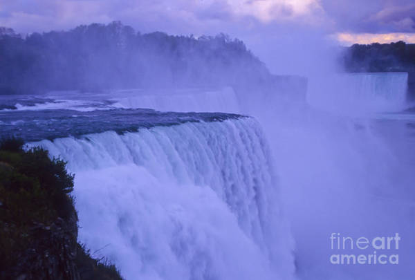 Photograph - Niagara Falls by Ellen Thane