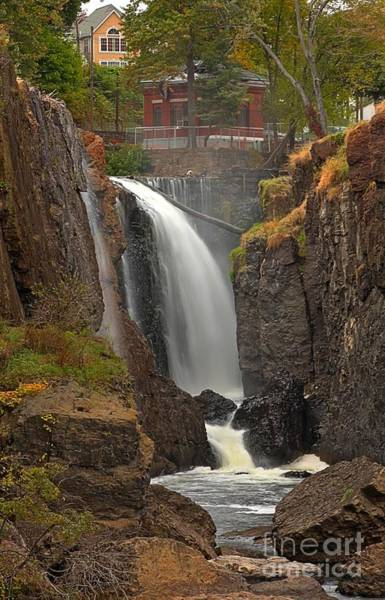 Photograph - Niagara Falls Of New Jersey by Adam Jewell