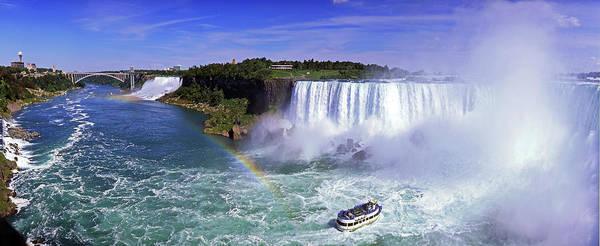 Physical Features Wall Art - Photograph - Niagara Falls, Ontario, Canada by Hans-peter Merten