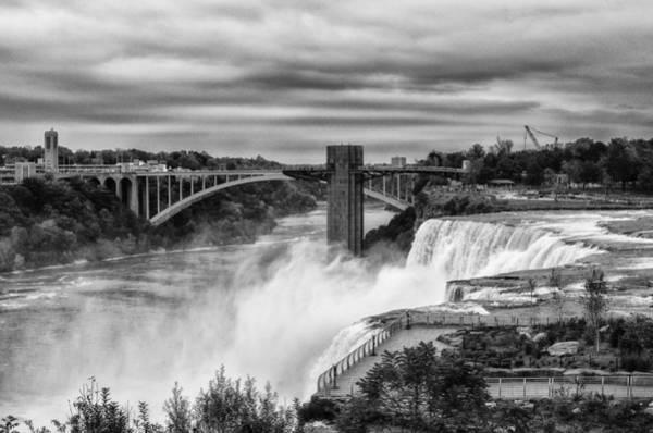 Niagara Falls Photograph - Niagara Falls by Susan Capuano