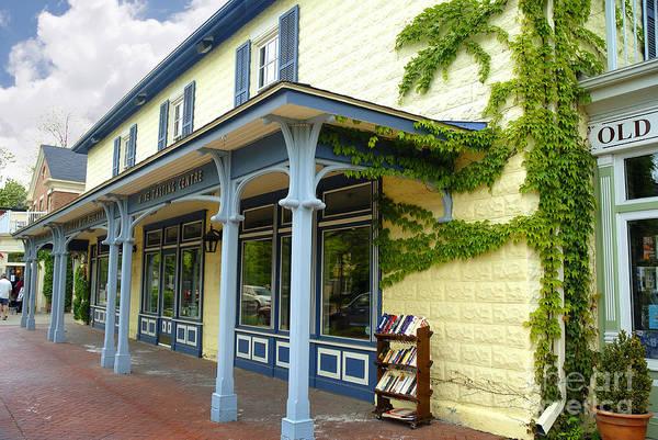 Photograph - Niagara On The Lake Bookshop by Brenda Kean