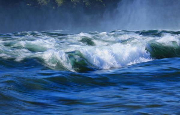 Photograph - Niagara's Edge by Rachel Cohen