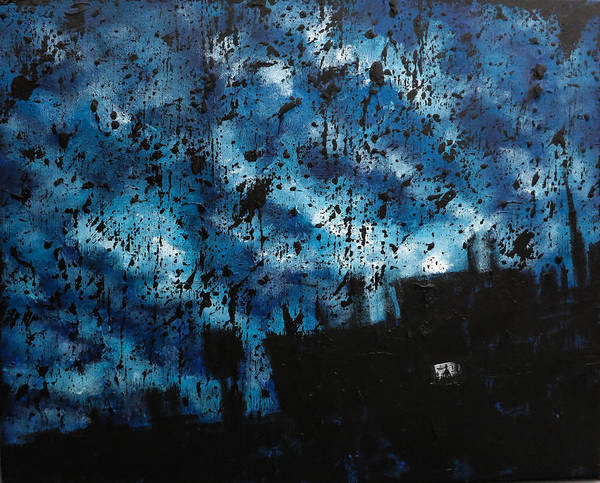 Painting - Night After Night by Joel Tesch
